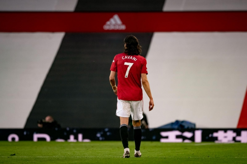Edi cavani official website - May. 13 / English Premier League - Manchester United Vs Liverpool - Old Trafford
